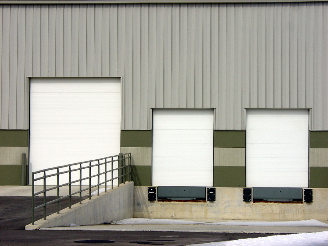 commercial garage door installation Duluth, MN and Superior, WI